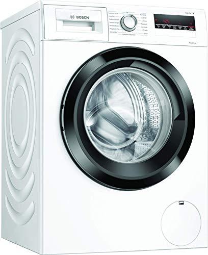 Bosch WAN28K40 Serie 4 Waschmaschine Frontlader / C / 62 kWh/100 Waschzyklen / 1400 UpM / 8 kg / Weiß / EcoSilence Drive™ / VarioTrommel