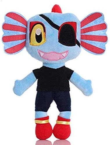 NC56 Plush Toys Soft Toys Undertale Plush Toy Doll Sans Papyrus Frisk Chara Temmie Plush Stuffed Toys for Children Kids 30Cm -WH