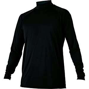 ZETT(ゼット) 少年野球 ハイブリッド アンダーシャツ BO8720J ブラック 130cm