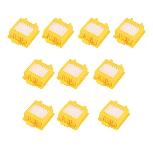 ZREAL 10 stuks/set stofzuiger Filter voor iRobot Roomba 700 Serie 760 770 780 790