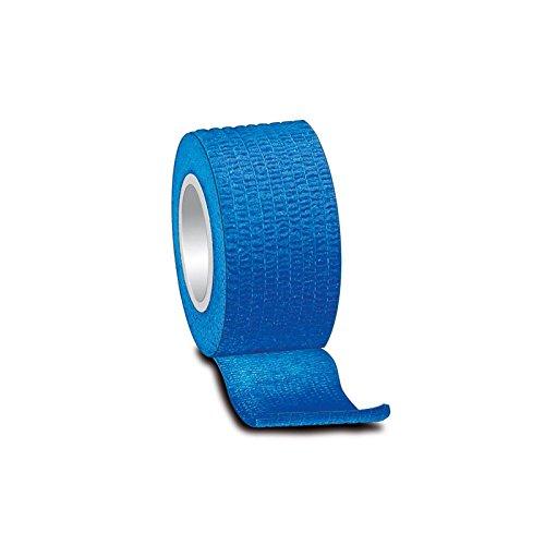 Schnellverband First Aid Aqua-Elastik 3 cm x 7 m - Wasserabweisend und elastisch, Farbe:blau
