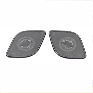 NIUASH Car Interior Audio Speaker Protective Cover,Fit for Mercedes-Benz GLB X247 2019-2021