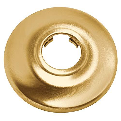 Moen 137488BG Showering Acc - Core Shower Arm Flange, Brushed Gold