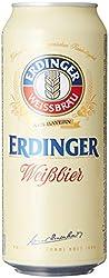 Erdinger Weissbier Wheat Beer Can, 24 x 500ml