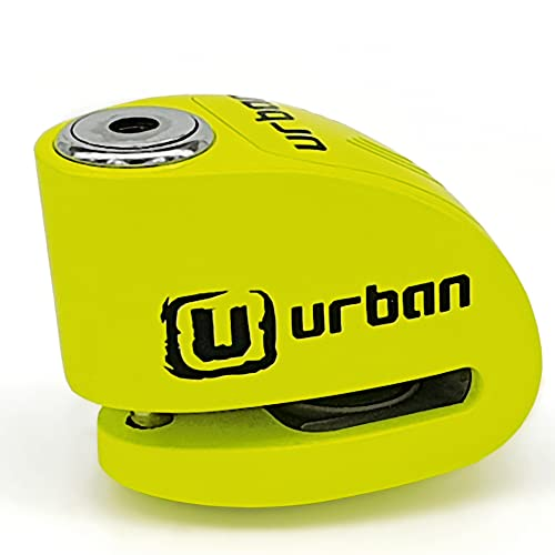 URBAN UR906X Candado Antirrobo Disco Alarma 120...