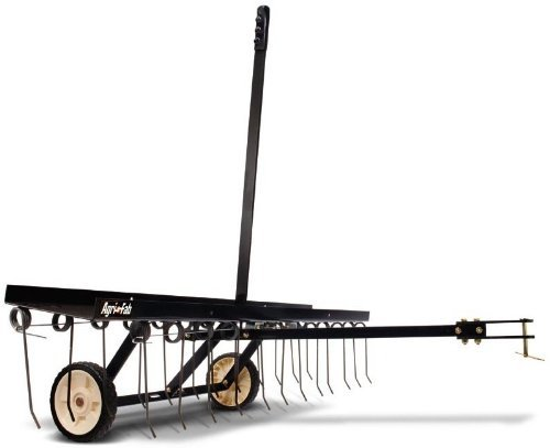 Agri-Fab 45-0295 48-Inch Tine Tow Dethatcher (Pack of 1)