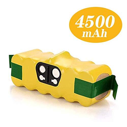 14,4V 4,5Ah Ni-MH Batteria di Ricambio per iRobot Roomba Serie 500 510 521 530 531 600 605 610 615 616 620 772 774 776 780 800 865 871 875 Reoben