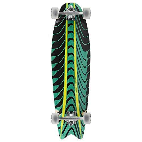 Mindless Longboards Rogue Swallow Tail Longboard Skateboard Unisex Adulto