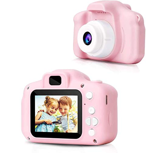 SHAIMON ENTERPRISE Kids Camera Children Digital Cameras for Girls & Boys Birthday Toy Gifts 4-12 Year Old Kids Camera Toddler Video Recorder(Random Color)