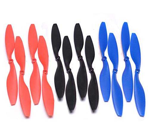 Readytosky 6Pairs 10x4.5 1045 Propeller CW CCW 10 inch FPV Props for F550 F450 S500 S550 FPV...