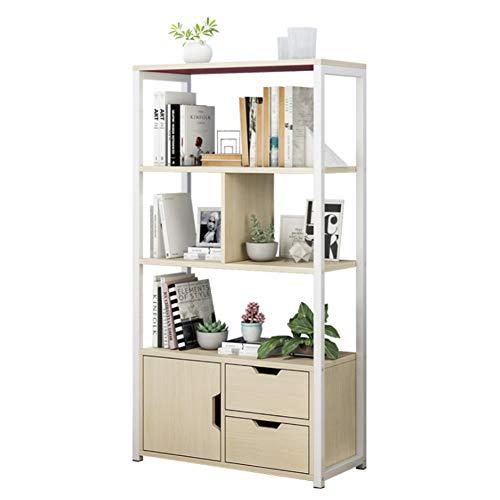 Boekenplank Boekenkast Multilayer Huiskamer Thuis Shelf Floor Opslag Shelf,1