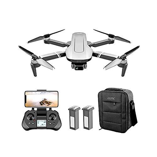 SLCE Drone GPS Telecamera 4K HD Drone Professionale con 120°Grandangolare Regolabile, 5G WiFi 500M Video Live, Quadricottero RC con Ritorno Home, Seguimi, Volo Circolare, per I Principianti