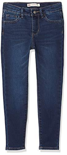 Levi's Kids Lvg 710 Super Skinny Jean Pantalones Complex para Niñas