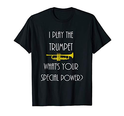 Trumpet Shirt, Gift for Trumpet Player, Funny Trumpet Shirt