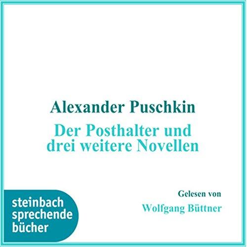 Der Posthalter und drei weitere Novellen audiobook cover art
