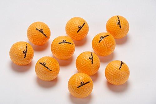 almostGOLF 10er Pack (orange)
