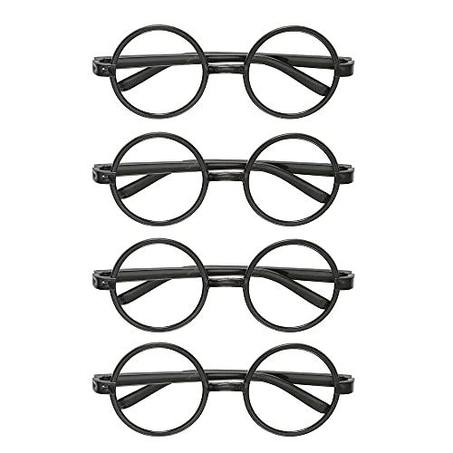 Partygeschenke - Neuheit Harry-Potter-Brillen - 4er-Pack