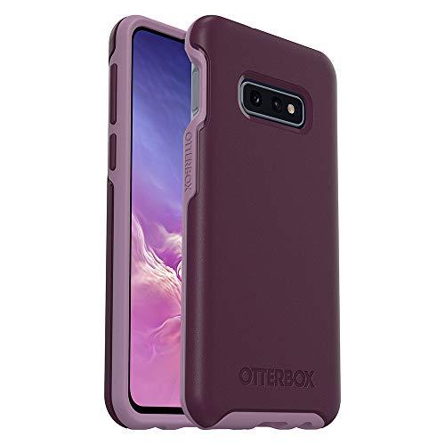 OtterBox Symmetry Series Schutzhülle für Galaxy S10e, Einzelhandelsverpackung, Tonic-Violett (Weinblüten/Lavendelnebel)