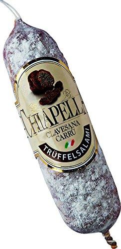 Chiapella | Salami mit Trüffel