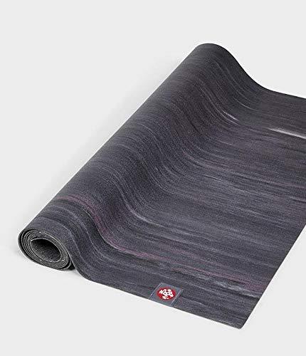 Manduka eKO Superlite - Esterilla de yoga y viaje, color negro