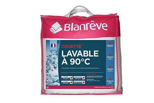 Blanrêve Couette Lavable A 90°C Chaude 200 x 200