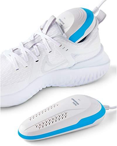 Mini Shoefresh Schuherfrischer & Schuhtrockner Elektrisch | Schuhdesinfektion/Schuhe desinfizieren | Stiefeltrocker Elektrisch | Schuhwärmer | Schuhe trocknen