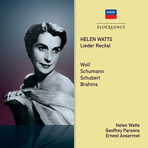 L 'Orchestre de la Suisse Romande, Ernest Ansermet, Helen Watts & Geoffrey Parsons