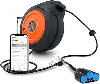 Best extention cord reel retractable Reviews