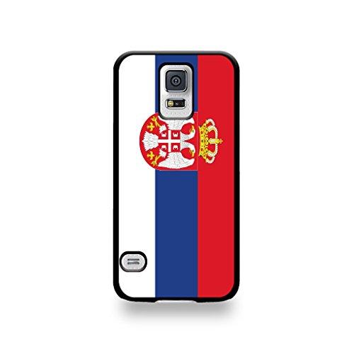 LD Case COQSGS5_163 beschermhoes voor Samsung Galaxy S5 (Servische vlag)