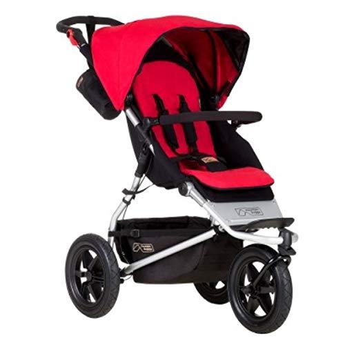 Mountain Buggy Urban Jungle V3.2 - Cochecito de bebé, color morado