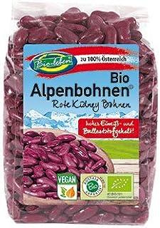 comprar comparacion Frijoles Rojas orgánicos austríacos 1,75 kg de Alubias Red-Kidney 100% de Austria orgánicos calidad extra 7x250g