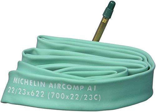 Michelin Fahrradschlauch A1 Aircomp Latex 22/23-622, SV 60 mm, 28 Zoll, 1132810400