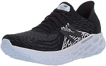 New Balance Women's Fresh Foam 1080 V10 Running Shoe, Black/Outerspace, 10 Wide