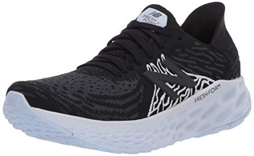 New Balance Zapatillas de Correr para Mujer 1080v10 Fresh Foam, Color Negro, Talla 39 EU