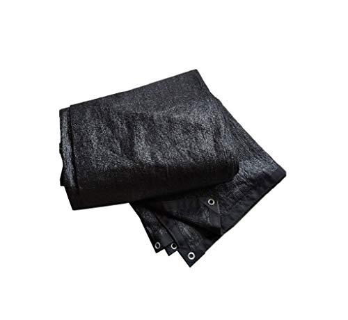 YSHCA Shade Cloth, 95% schaduwbereik, zonwering, zonwerend net, zonnezeil, schaduwdoek met oogjes, voor tuin, terras en camping