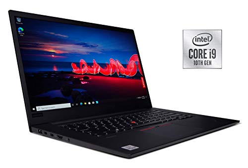 "New ThinkPad X1 Extreme Gen 3 Laptop 10th Gen i9-10885H 8 Cores vPro 5.30 GHz 15.6"" 4K UHD IPS, Anti-Glare, HDR400 600 nits Display GTX 1650 Ti 4GB Fibocom L860-GL 4G LTE (1TB SSD|64GB RAM|10 PRO)"