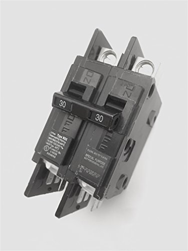 Siemens bq2b030–30Amp 2Pole interruptor BQ serie perno en 2P disyuntor, 30A, 120V–240V 60hz, bq2b030qxbpg