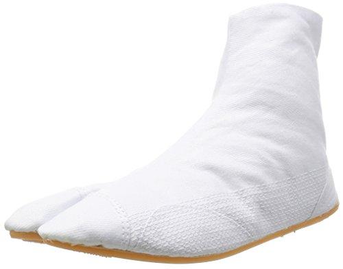 [マルゴ] 地下足袋 10067 白 24.5cm