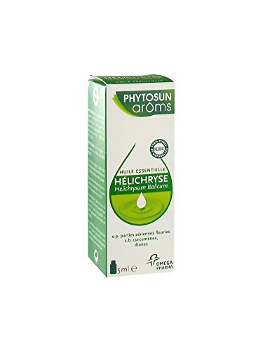 Phytosun - Huile Essentielle D'Hélichryse - Flacon De 5 Ml