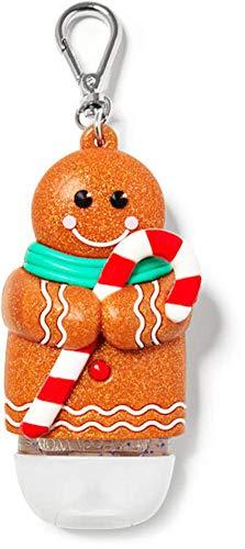 Bath Body Works Hand Gel Holder Sanitizer Holder Gingerbread Man