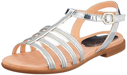 Unisa meisjes Lotre_20_sp Peeptoe sandalen