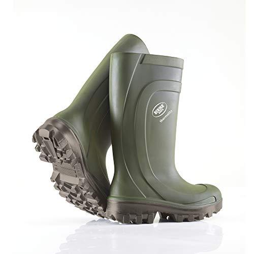 Botas de seguridad de trabajo para hombre para uso en condiciones extremas, almacén refrigerado, antideslizantes, hasta -50 grados, ligeras, mantienen los pies calientes y secos.
