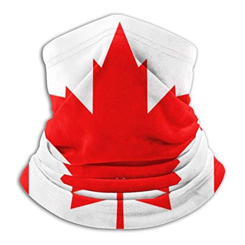 N / A Unisex Cubierta De La Cara,Niños Sombreros,Calentador De Cuello,Pasamontañas,Adulto Cuello Pañuelo,Canada Flag.PNG Escudo Facial Bandanas Sin Costuras
