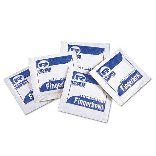 RPPRF1MB - Moist Towelettes, Lemon Scented, Individually Wrapped