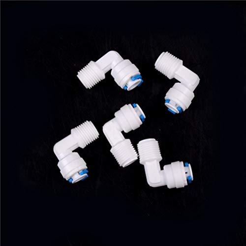 """1//4/"""" diamètre extérieur Y Type Quick Connect pur Filtres à Eau Connecteur Pour Osmose Inverse"""