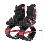 VGEBY1 Zapatos para Saltar, Unisex Fitness de Alta Resistencia para Adelgazar el Cuerpo Que Forma los Zapatos con un Destornillador Calzado Deportivo Accesorio(36-38-Naranja)