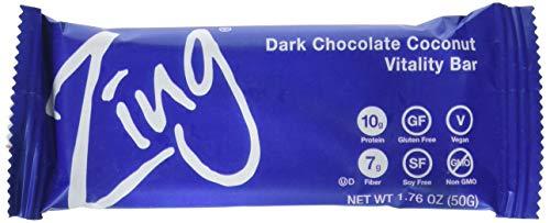 image of Zing Dark Chocolate Coconut