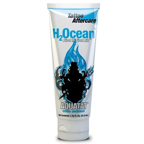 1.75oz. H2Ocean Aquatat Tattoo Aftercare Ointment by H2Ocean