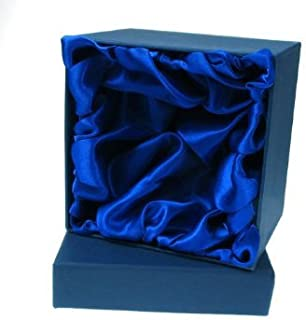 Silk Lined Presentation Box for a Whisky Glass, Whisky Glass Gift Box
