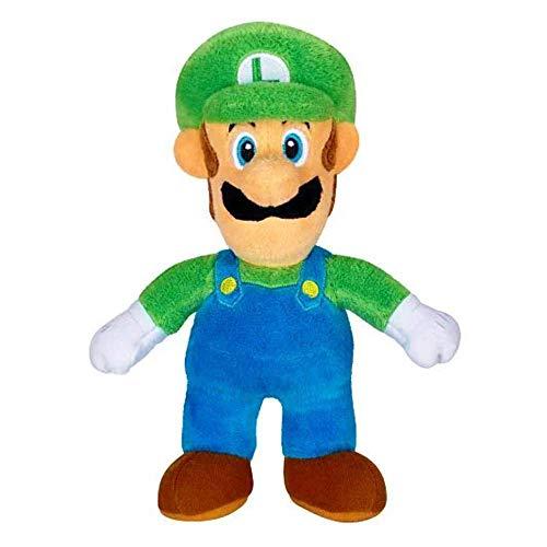 SUPER MARIO World of Nintendo Bros U. - Luigi Plush